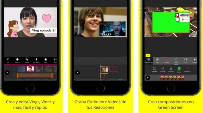 Editor de video para YouTube: Pocket Video