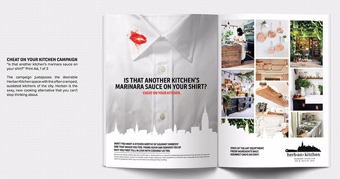 Ejemplo de manual de identidad corporativa: Herban Kitchen