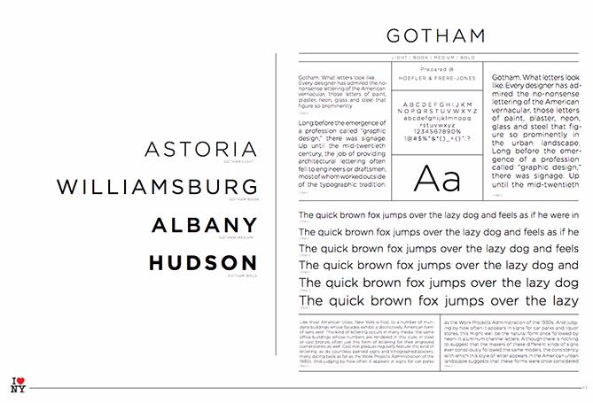 Ejemplo de manual de identidad corporativa: I Love New York
