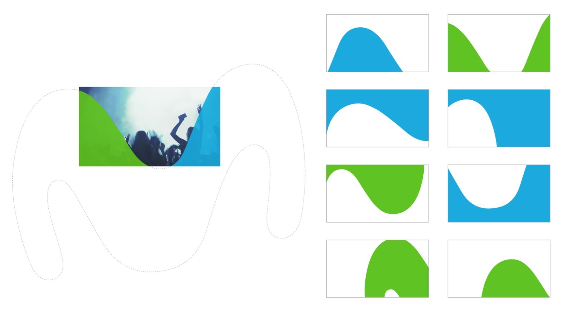 Ejemplo de manual de identidad corporativa: Movistar