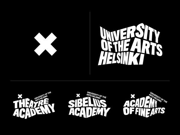 Ejemplo de manual de identidad corporativa: University of the Arts Helsinki