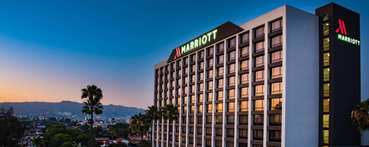 Ejemplo de benchmarking: Marriott