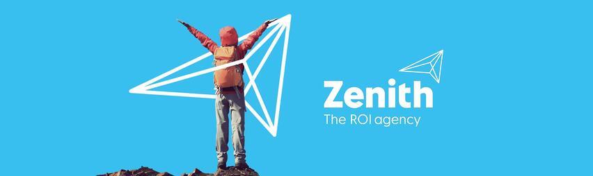 Plan de medios digital: Zenith