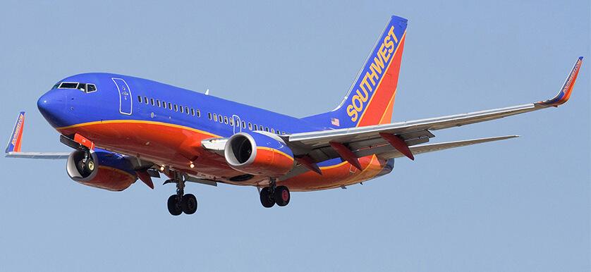 Ejemplo de benchmarking: Southwest Airlines