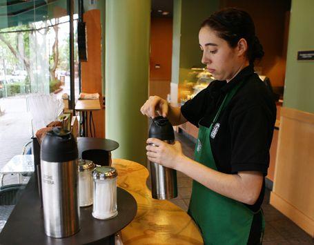 Benchmarking de Starbucks
