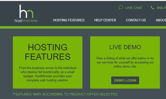 Email hosting: HostMonster