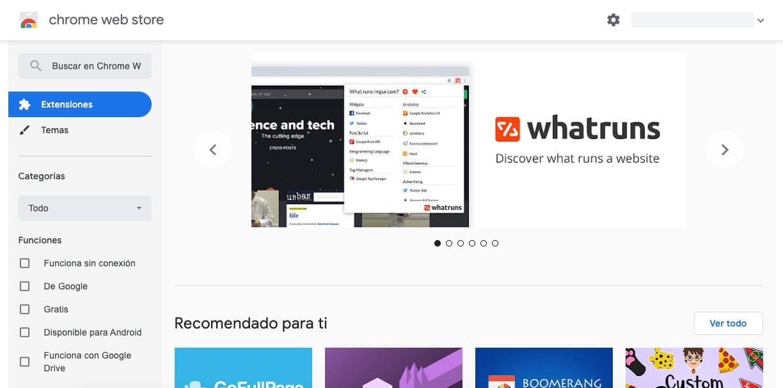 Cómo saber si han leído tu correo: Gmail, accede a Chrome Web Store