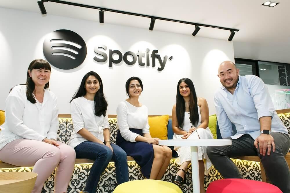 Ejemplo de empresa con equipos autodirigidos: Spotify