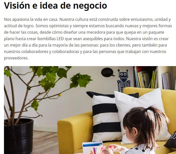 Ejemplo de estrategia de branding de IKEA