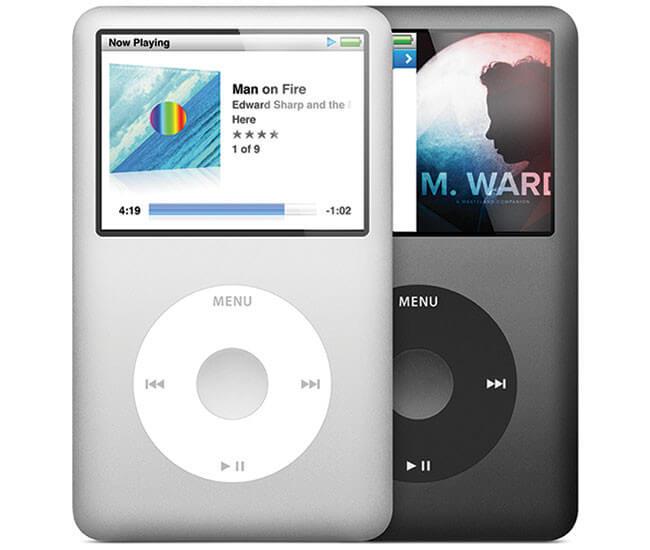 Estrategias de producto de Apple: iPod