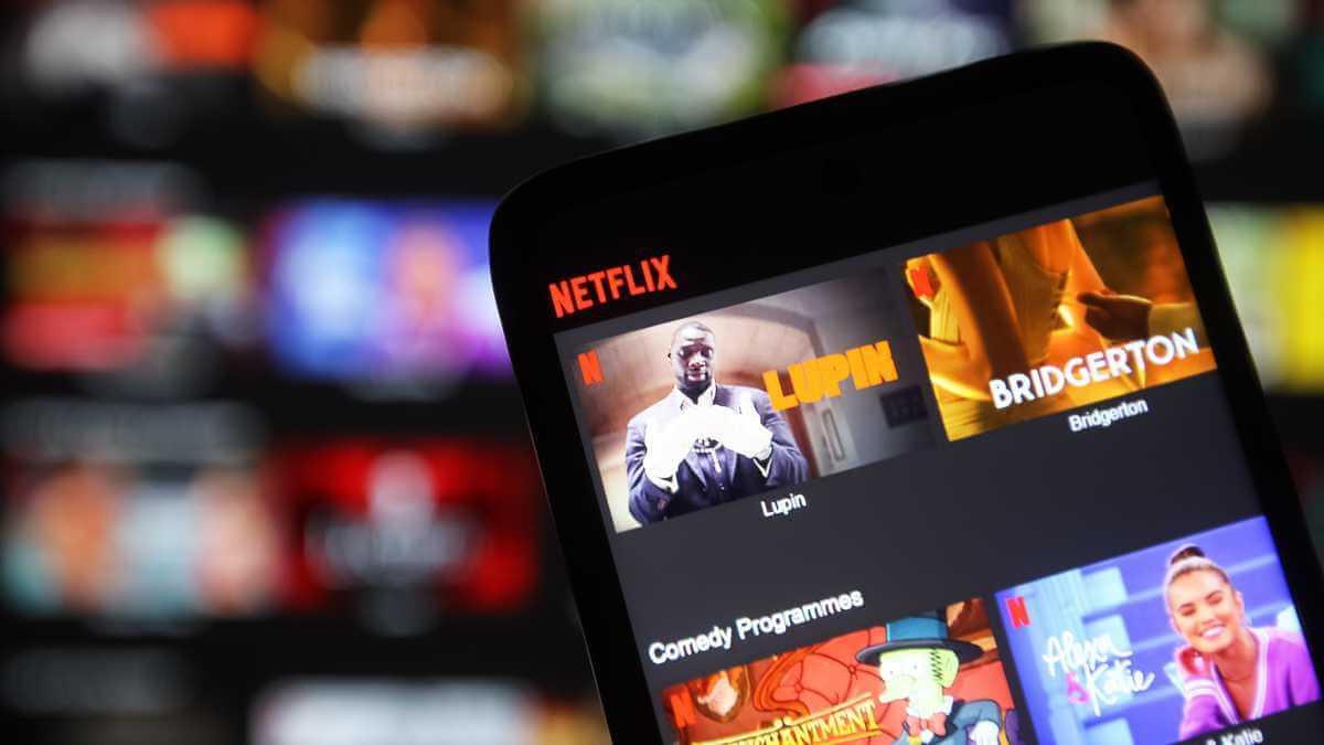 Ejemplos de estrategias de productos: Netflix