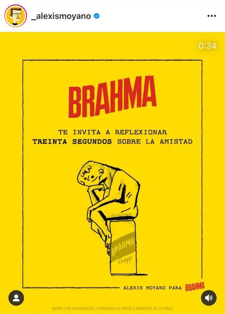 Ejemplo de estrategia de marketing de Brahma