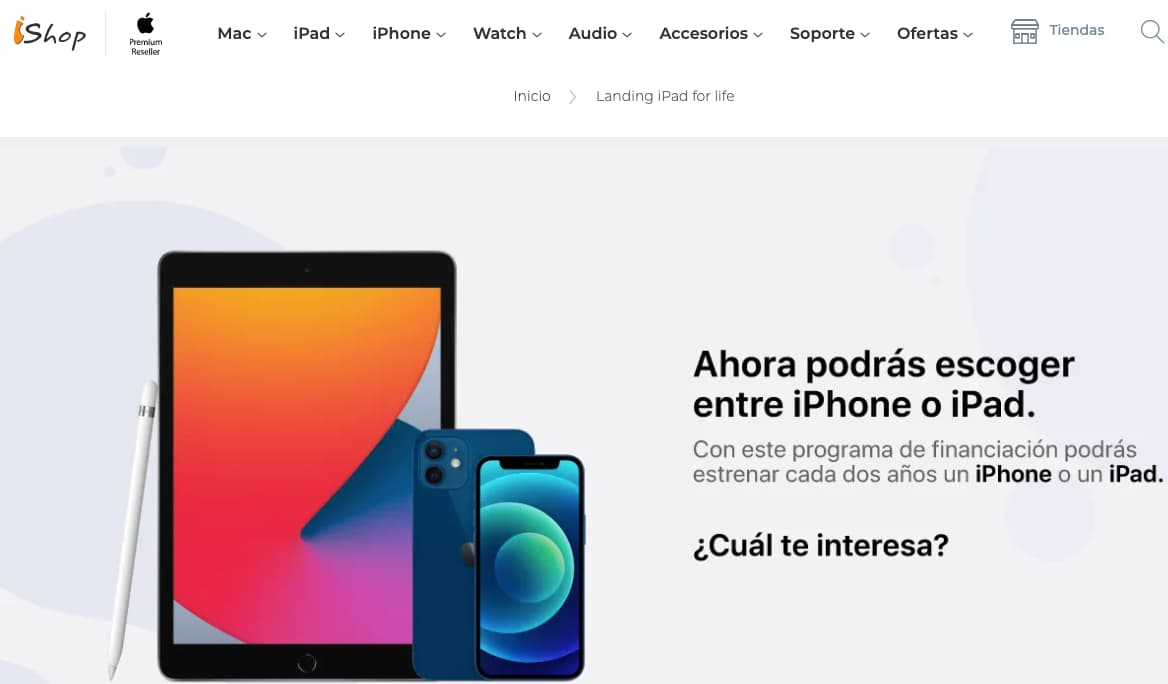 Ejemplo de estrategia de marketing de Apple