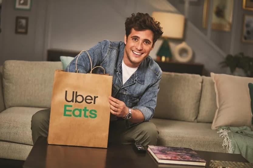 Ejemplo de empresa internacional: UberEats