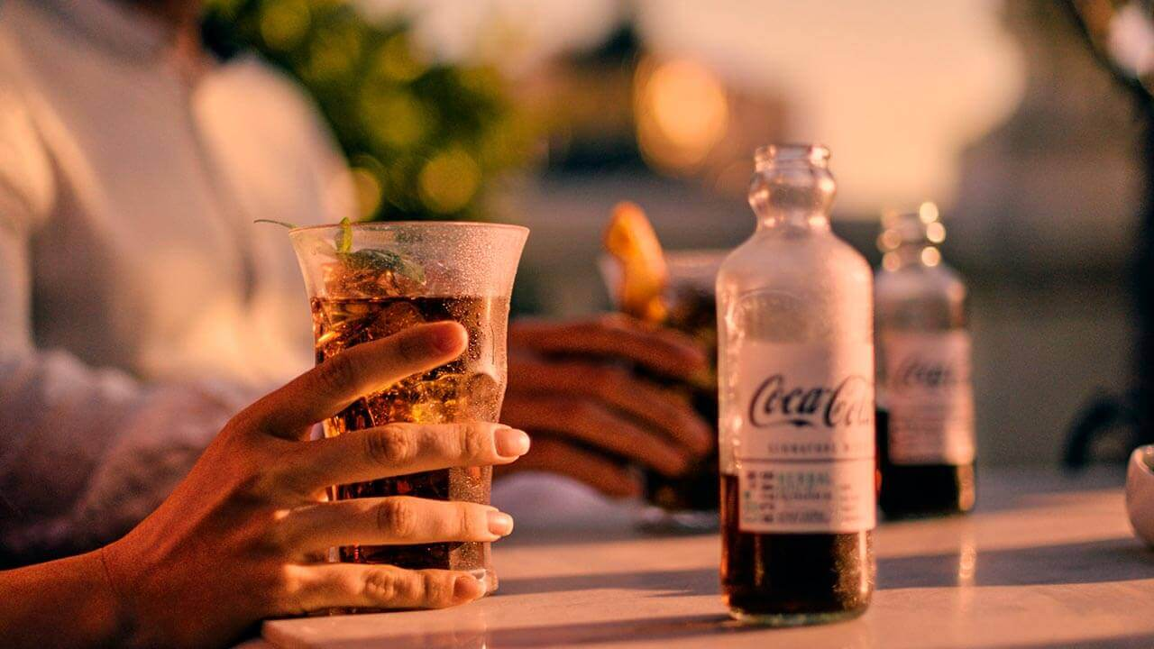 Ejemplos de estrategias de productos: Coca-Cola