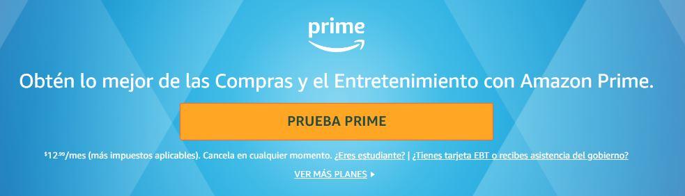 Ejemplo de estrategia de retención de clientes de Amazon