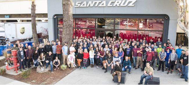 Ejemplo de estrategia de retención de clientes de Santa Cruz Bicycles