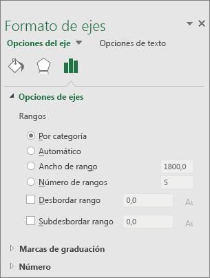 Cómo hacer una gráfica de Pareto en Excel: paso a paso