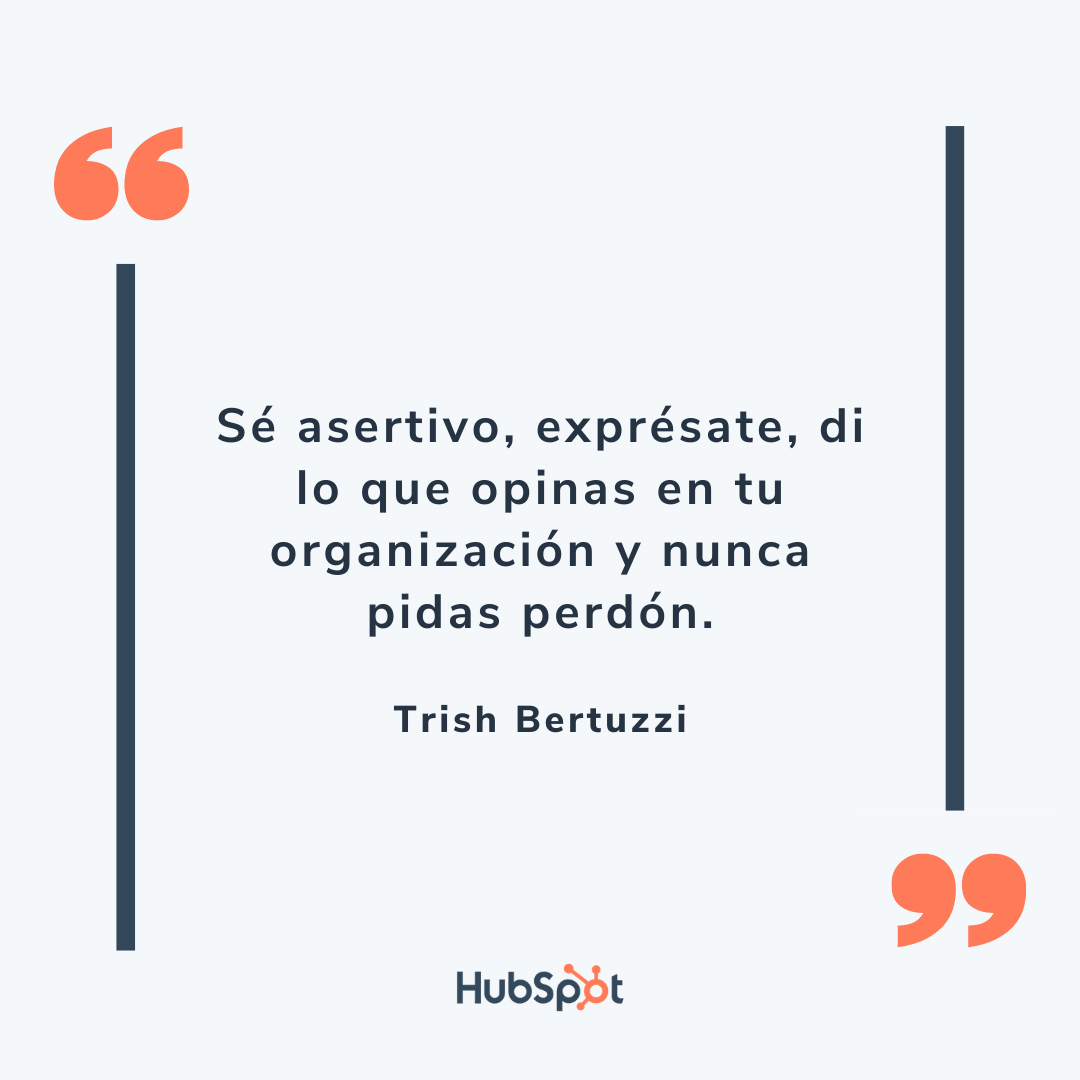 Frase de ventas exitosas de Bertuzzi