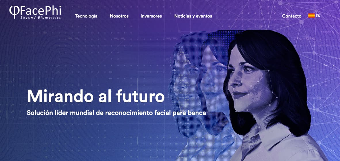 Ejemplo de empresas que usan globalización tecnológica: FacePhi