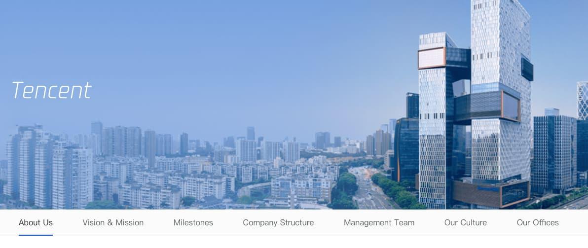 Ejemplo de empresas que usan globalización tecnológica: Tencent