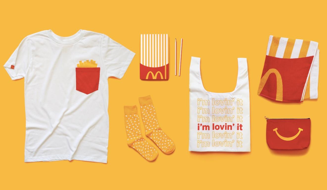 Ejemplo de identidad de marca: McDonald's