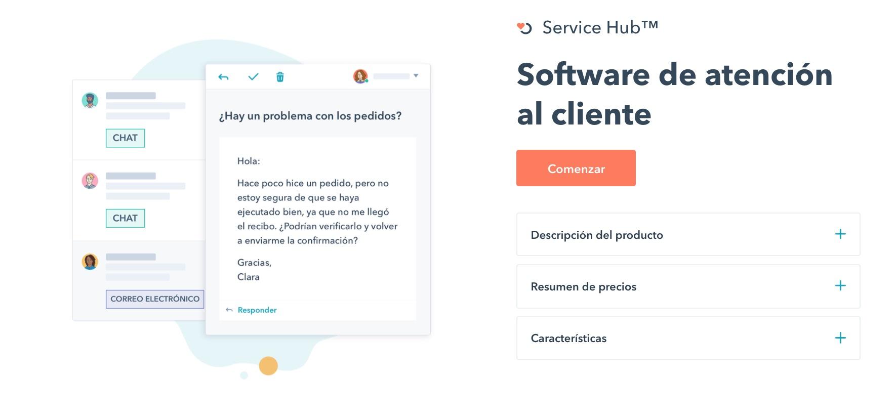 Herramienta de creación de encuestas de HubSpot