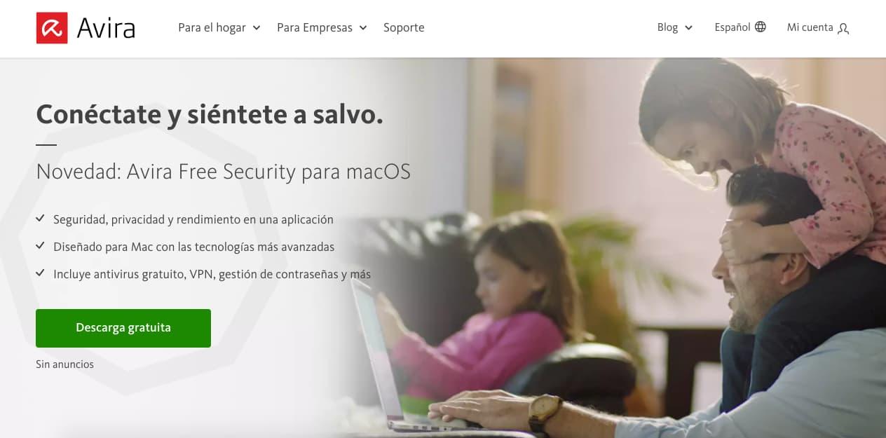 Herramientas empresariales de seguridad informatica: Avira