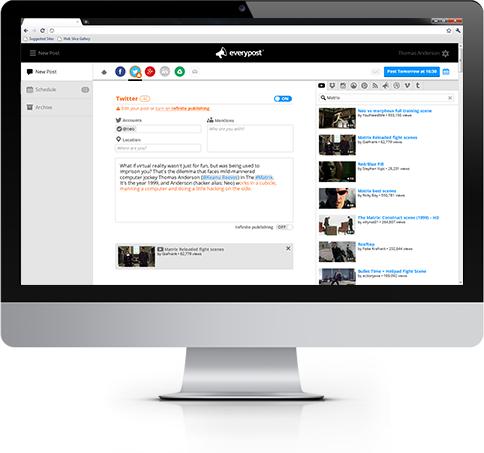 Everypost, herramienta para programar publicaciones en Facebook
