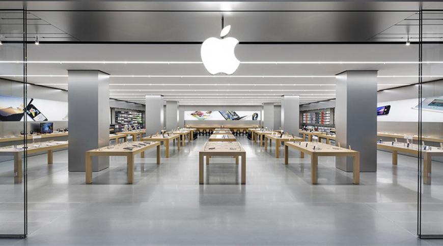 Apple, ejemplo de identidad de marca