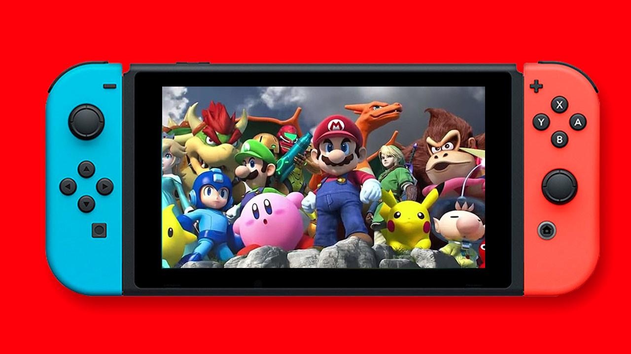 Imagen corporativa de Nintendo