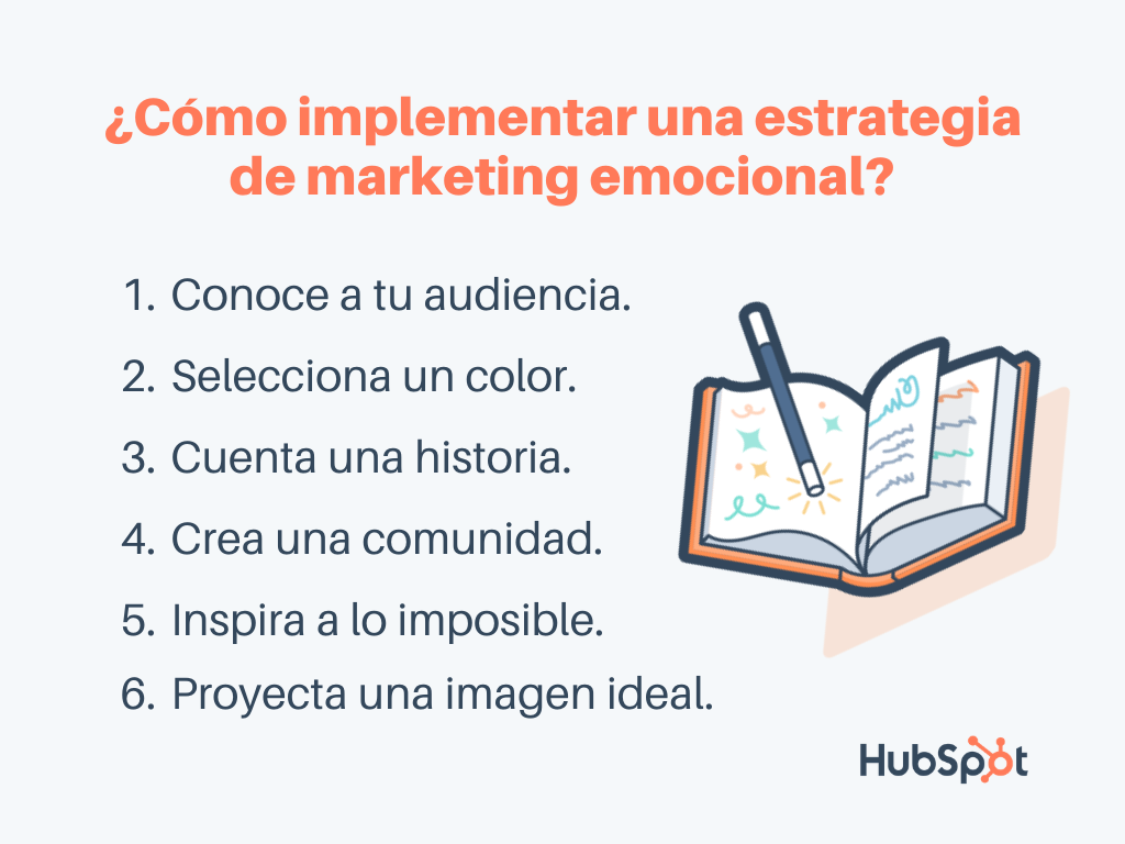 Cómo hacer una estrategia de marketing emocional