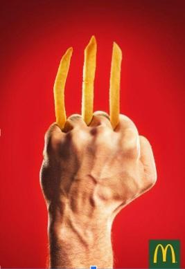 Ejemplo de anuncio publicitario memorable de McDonald's