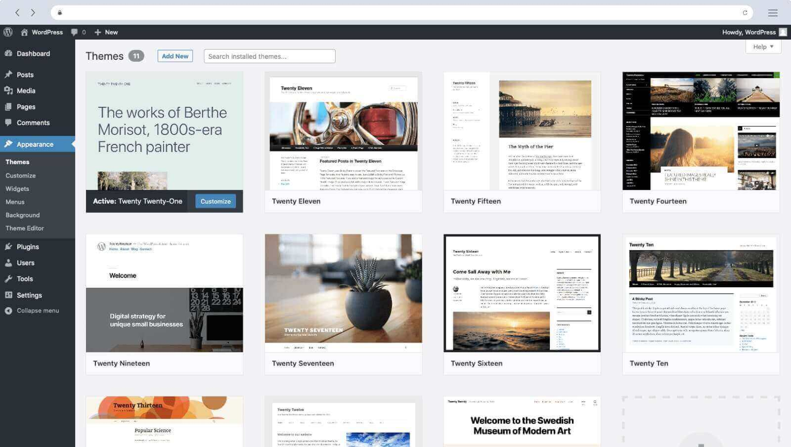 Mejores software de ventas y marketing: WordPress