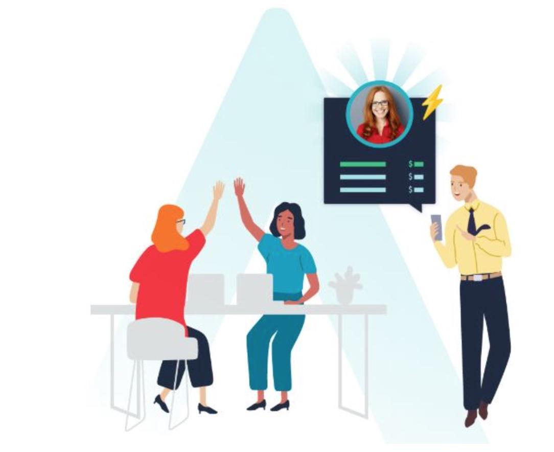 Hoopla, software de motivación para el equipo de ventas