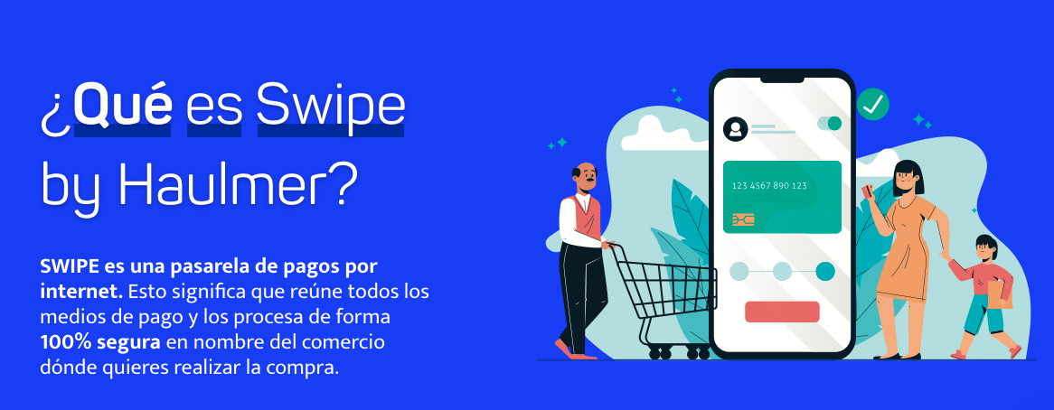 Pasarelas de pago: Swipe
