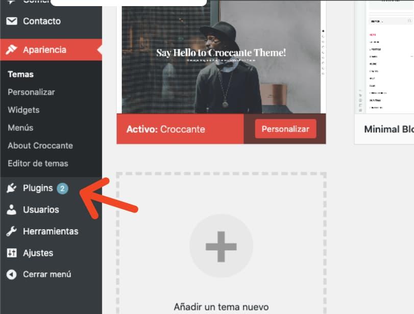 Opciones de plugins de formulario en WordPress