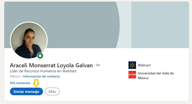 Cómo enviar mensajes InMail en LinkedIn