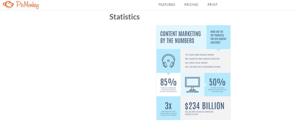 Picmonkey herramienta para hacer infografías en línea