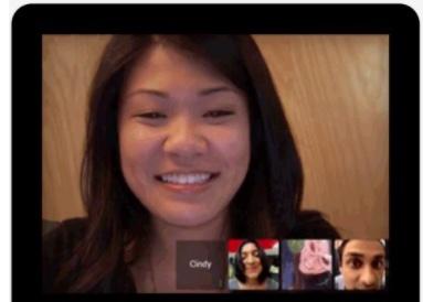 Programa para videoconferencias gratis: Google Hangouts