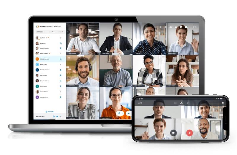 Programa de videoconferencias gratis: Anymeeting