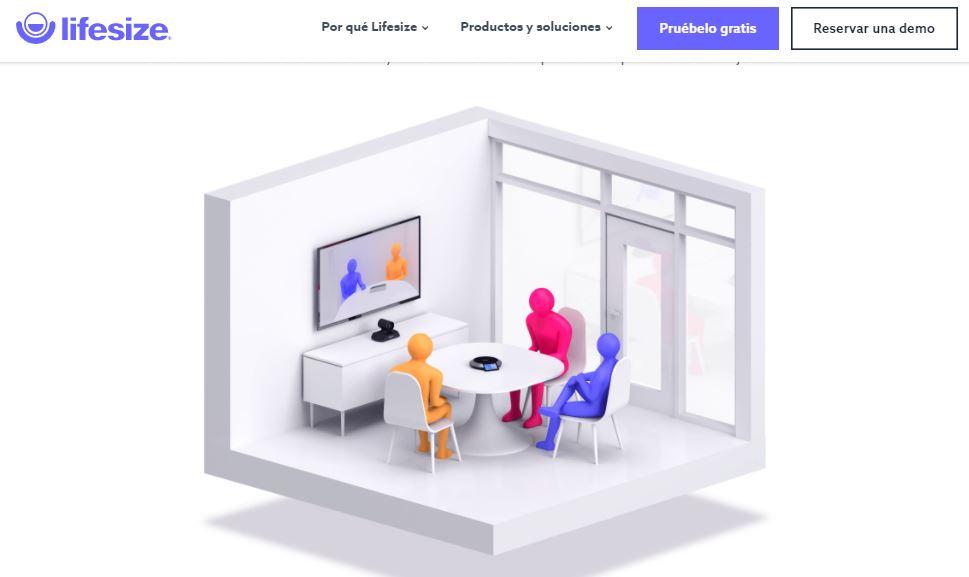 Programa para videoconferencias: LifeSize