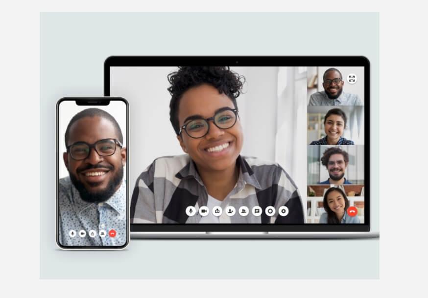 Programas para videoconferencias gratis: Ring Central Meetings