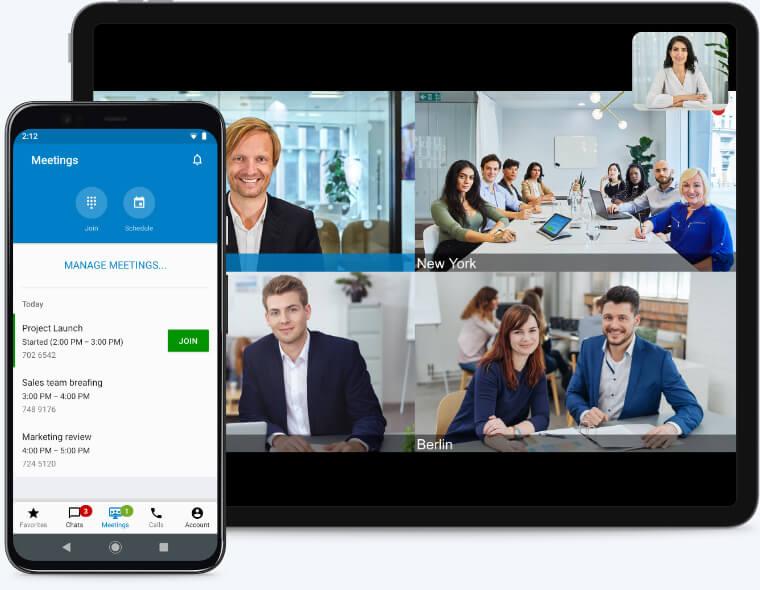 Programa de videoconferencias gratis: Starleaf
