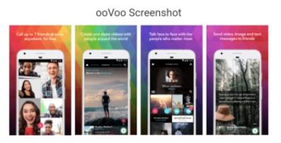 Programas para videoconferencias gratis: ooVoo