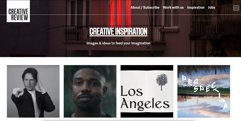 Recurso de diseño gráfico gratis: Creative Review