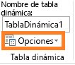 Actualizar tabla dinámica en Excel automáticamente
