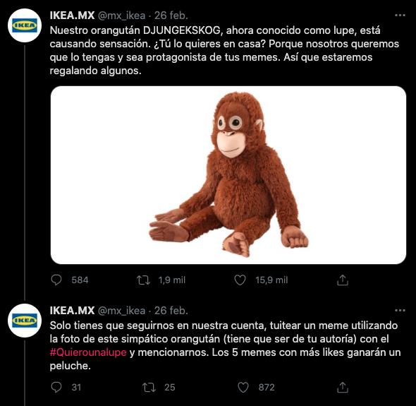 Tendencias de las redes sociales: IKEA