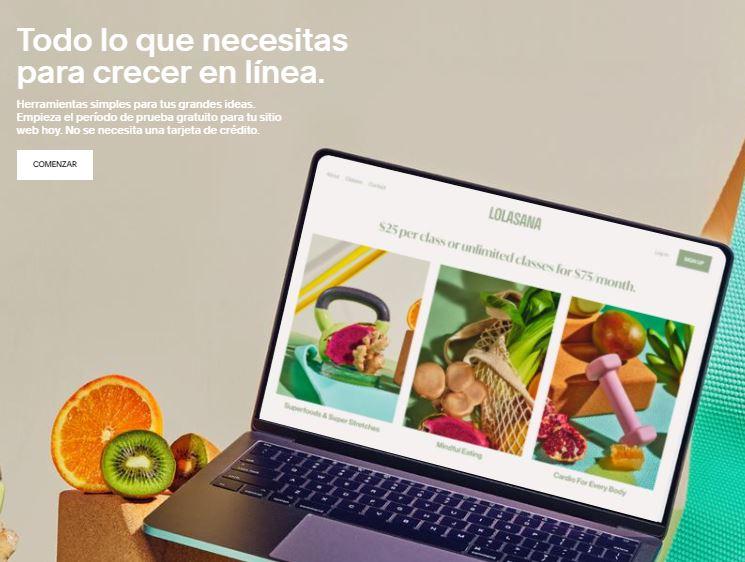 Squarespace, alternativa a WordPress