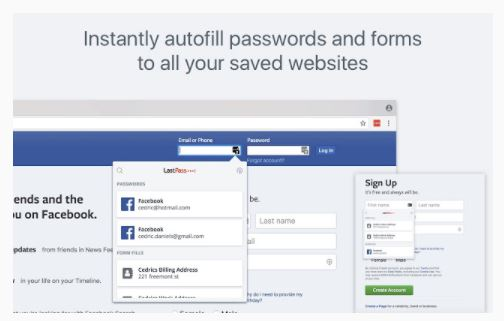 LastPass, extensión para gestionar tus contraseñas en Chrome